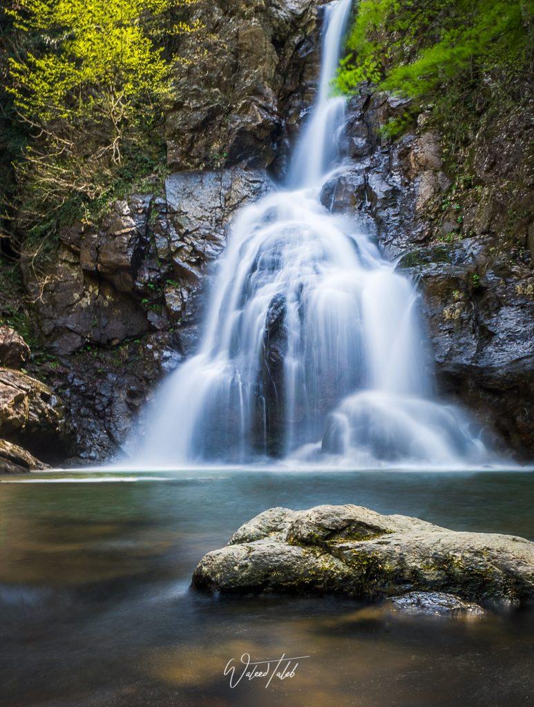 Yalova waterfalls